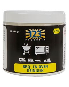 123 Products BBQ en Oven reiniger