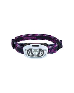 Coleman CHT+100 BatteryLock Headtorch hoofdlamp purple