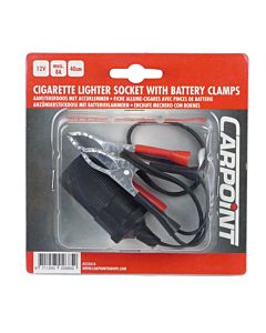 Carpoint Accu-adapter kabel
