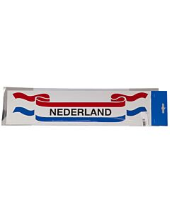 Schütz Lint met Nationale Vlag sticker Nederland