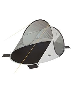 High Peak Calobra 80 pop up strandtent aluminium dunkelgrau