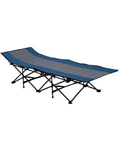 Bardani Bed In A Snap stretcher arctic blue