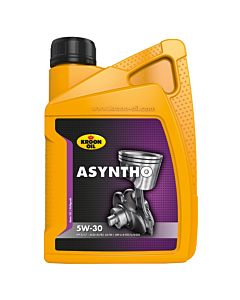 Kroon-Oil Asyntho 5W-30 motorolie 1 liter