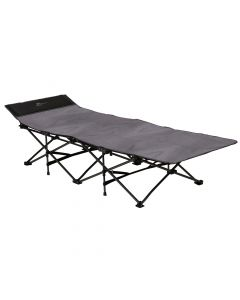 Bardani Bed In A Snap stretcher cool grey