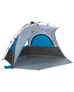 Safarica Hawaii Quick-Up Shelter strandtent blue