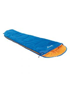 High Peak Boogie slaapzak junior blue orange