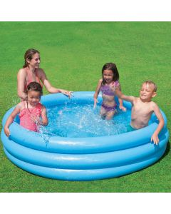 Intex Crystal Blue Pool zwembad 168