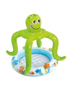 Intex Smiling Octopus Shade Baby Pool zwembad