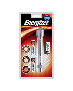 Energizer Metal Value + 2 x AA zaklamp