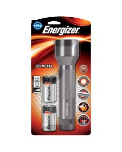 Energizer Metal Value + 2 x D zaklamp