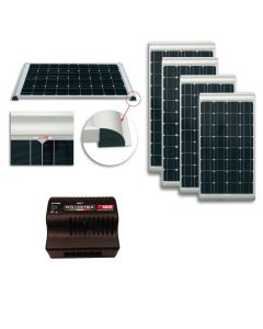 NDS Group Solar 120 watt zonnepaneel set
