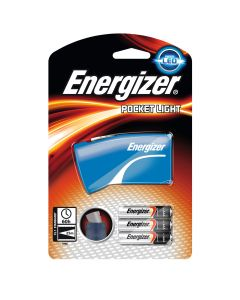 Energizer Pocket led + 3 x AAA zaklamp