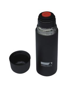 High Peak Thermosfles 1 liter zwart